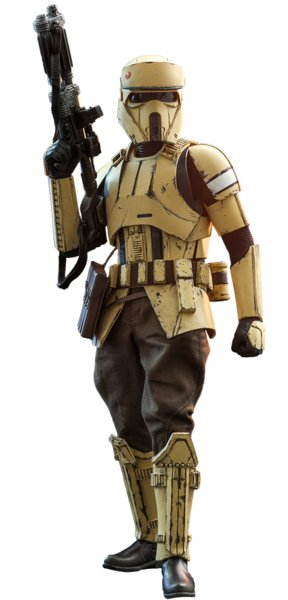 Shoretrooper Sixth Scale Figure by Hot Toys Television Masterpiece Series – Star Wars: The Mandalorian
