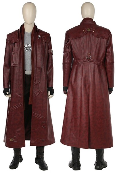 Guardians of the Galaxy Vol. 2 Star-Lord Costume