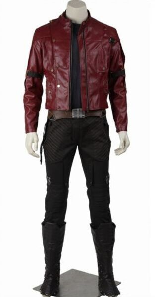 Peter Quill Short Jacket Costume