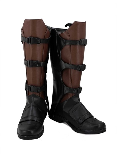 Starlord Costume Boots