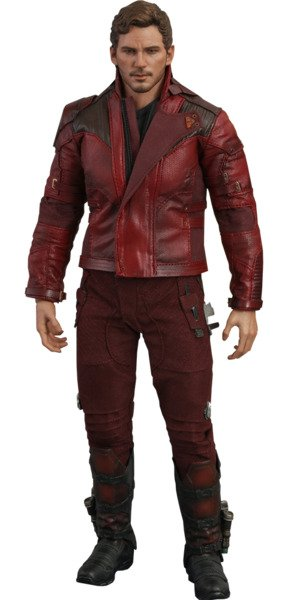 Star-Lord Sixth Scale Figure by Hot Toys