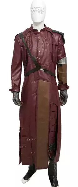 Tailored Premium Star Lord Cosplay Costume With Backpack