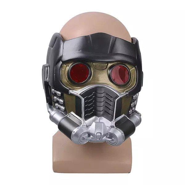 Star Lord Costume Mask PVC