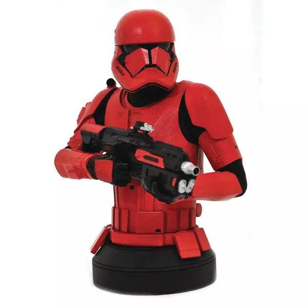 Sith Trooper Bust - Star Wars: The Rise Of Skywalker - Gentle Giant