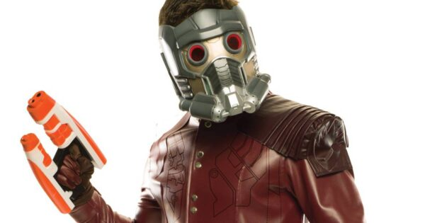 Guardians of the Galaxy Star-Lord Cosplay Costumes