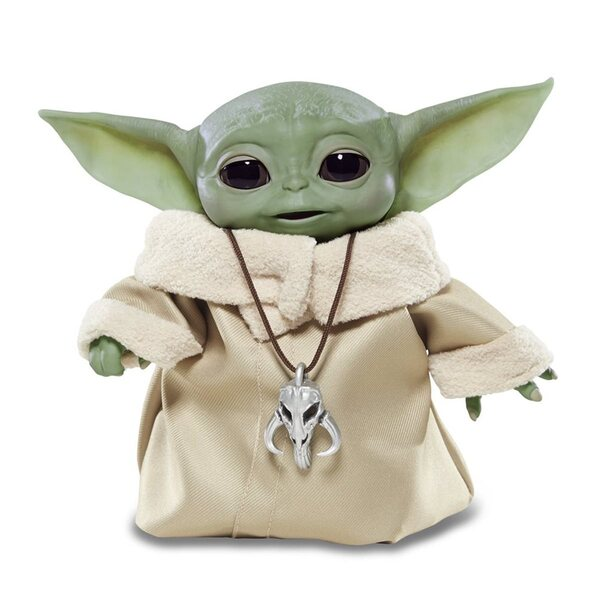 Star Wars The Child (Baby Yoda) Animatronic Toy Figure