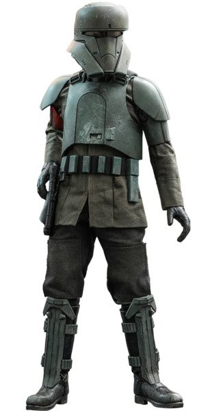 Transport Trooper  Sixth Scale Figure by Hot Toys The Mandalorian - Television Masterpiece Series