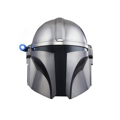 Star Wars The Black Series The Mandalorian Premium Electronic Helmet - Hasbro