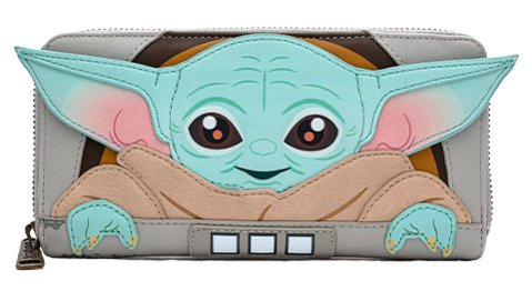 Baby Yoda / The Child Cradle Wallet by Loungefly