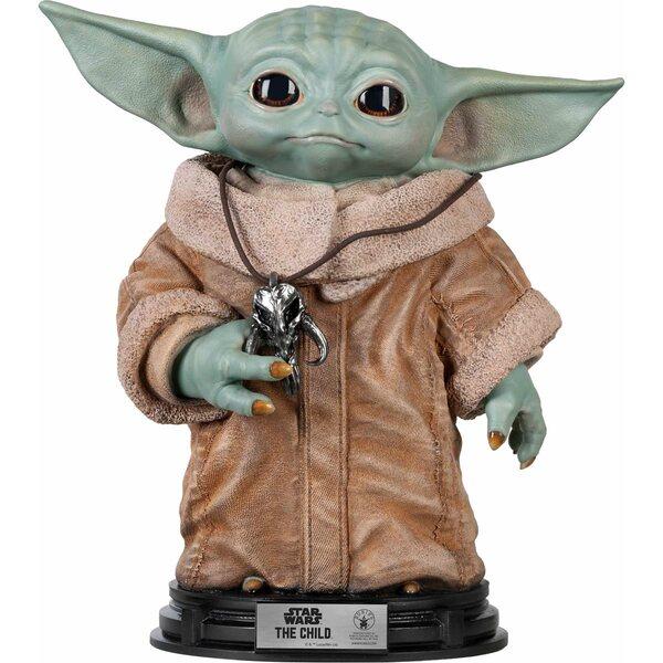 Baby Yoda, Grogu Life-Size Statue