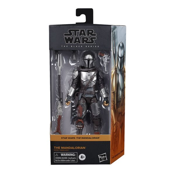 Star Wars The Black Series The Mandalorian Hasbro 6-Inch Action Figure