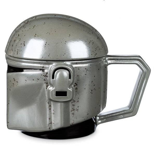 Disney Store Mandalorian Merchandise  Mug with Lid