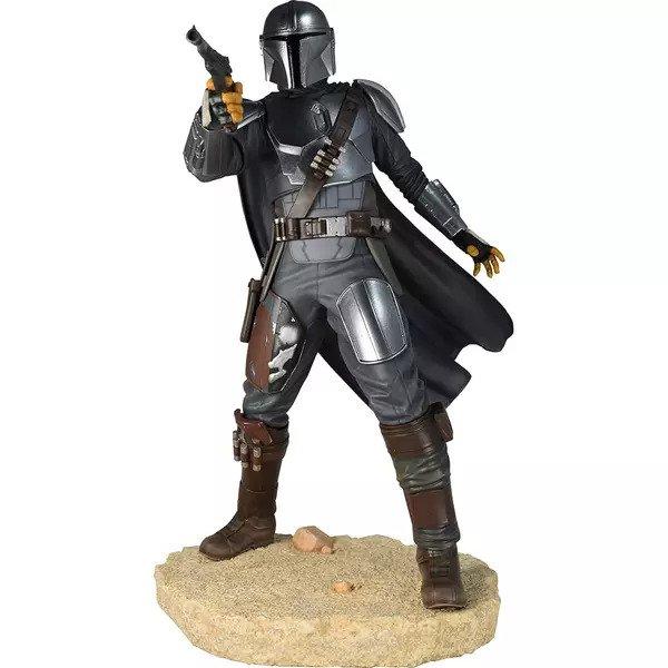 Mandalorian MK3 - Star Wars: The Mandalorian - Diamond Select Premiere Collection Statue