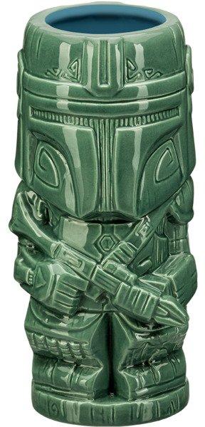 The Mandalorian Tiki Mug by Beeline Creative Geeki Tikis