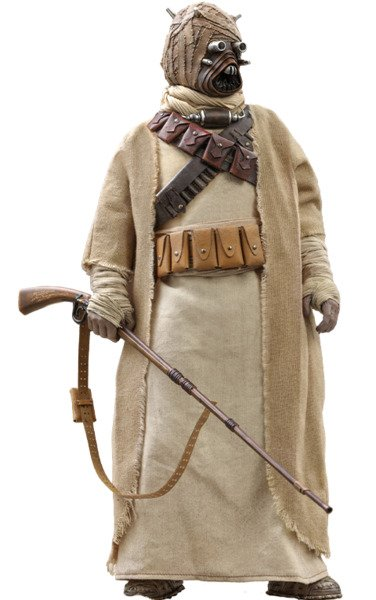Tusken Raider Sixth Scale Figure by Hot Toys
