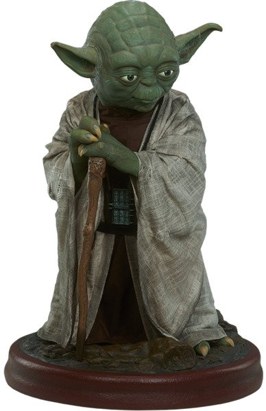 Master Yoda Life-Size Figure by Sideshow Collectibles