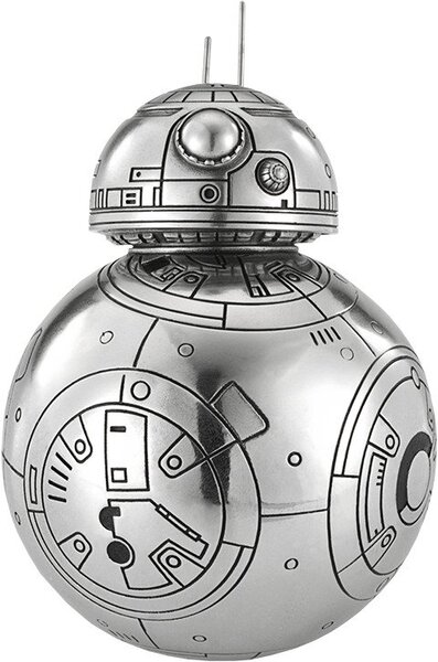 BB-8 Container Pewter Collectible by Royal Selangor