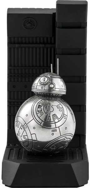 BB-8 Bookend Pewter Collectible by Royal Selangor
