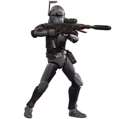Bad Batch Clone Crosshair - Hasbro 6-Inch Action Figure - Star Wars The Black Seri