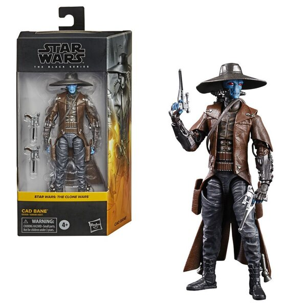 Cad Bane 6-Inch Action Figure - Star Wars The Black Series