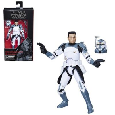 The Black Series Clone Commander Wolffe 6-Inch Action Figure