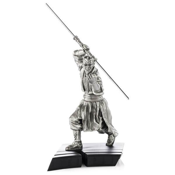 Royal Selangor Star Wars Darth Maul Pewter Figurine