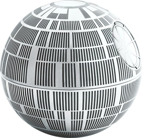 Death Star Trinket Box Pewter Collectible by Royal Selangor