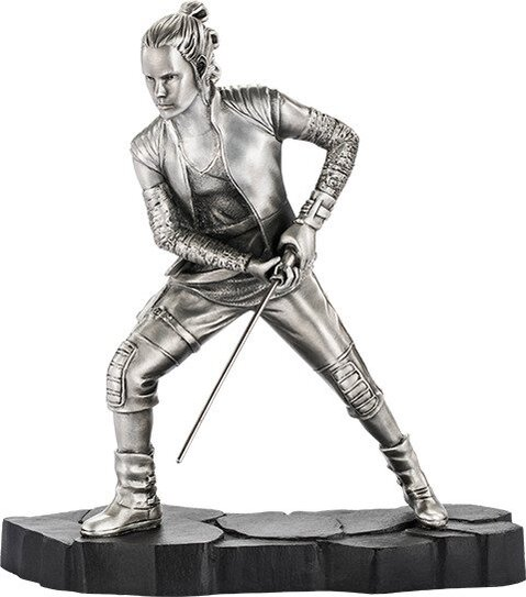 Rey Figurine Pewter Collectible by Royal Selangor