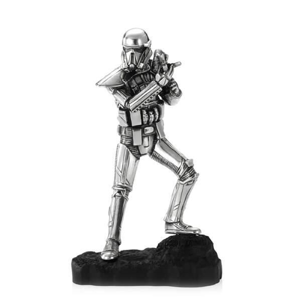 Royal Selangor Star Wars Death Trooper Pewter Figurine