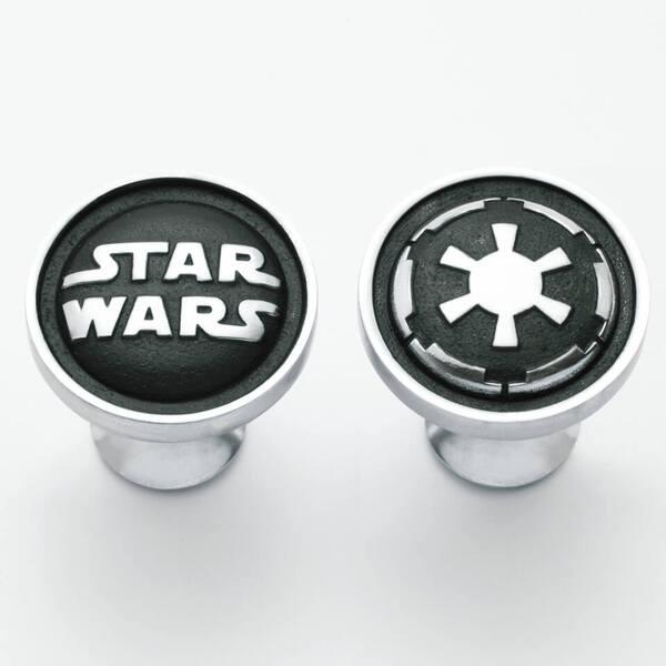 Royal Selangor Star Wars Galactic Empire Pewter Cufflinks