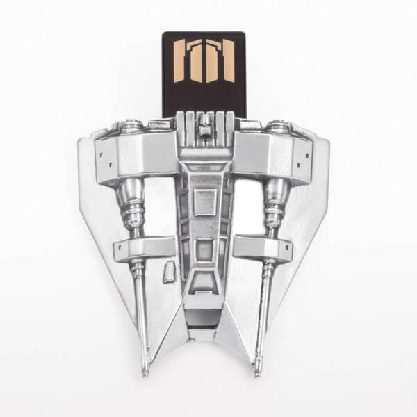 Royal Selangor Star Wars Snowspeeder 16GB Pewter Flash Drive