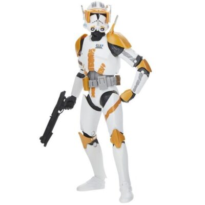 Clone Commander Cody 6-Inch Action Figure Star Wars The Black Series