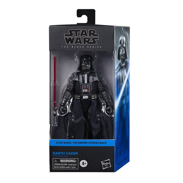 The Black Series Darth Vader 6-Inch Action Figure - Hasbro Star Wars