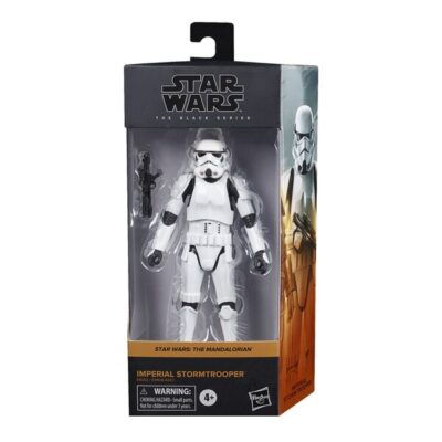 Star Wars The Black Series Imperial Stormtrooper 6-Inch Action Figure