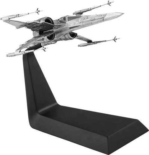 Star Wars X-Wing Starfighter Pewter Collectible by Royal Selangor