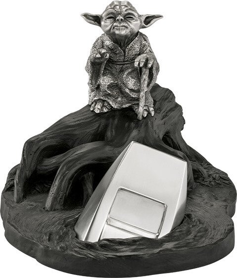 Yoda Jedi Master (Limited Edition) Figurine Pewter Collectible by Royal Selangor