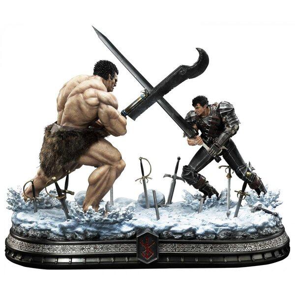 Berserk - Guts versus Nosferatu Zodd  Diorama -  1:6 Scale Statue by Prime 1 Studio
