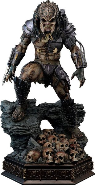 Top Geeky Collectables - Best Geeky Collectables: Big Game Predator 1:4 Scale Statue by Prime 1 Studio
