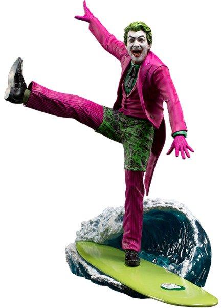 Cesar Romero Joker Statue - Batman Classic TV Series 1:10 Scale Statue by Iron Studios
