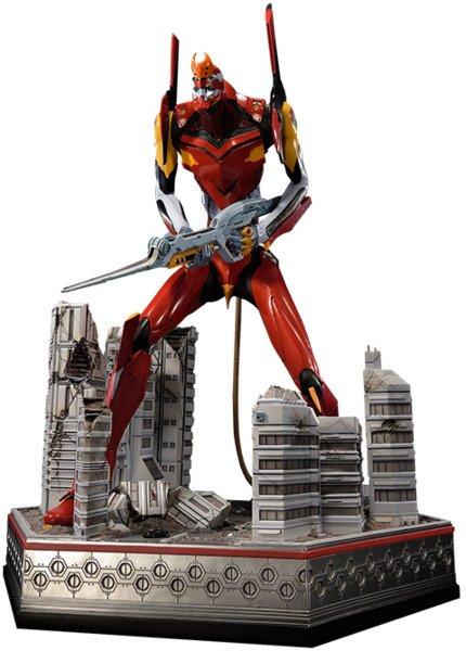 Neon Genesis Evangelion - Evangelion Unit-02 - EVA Production Model-02 Statue by Prime 1 Studio