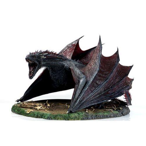 Game of Thrones Drogon Resin Statue - Threezero