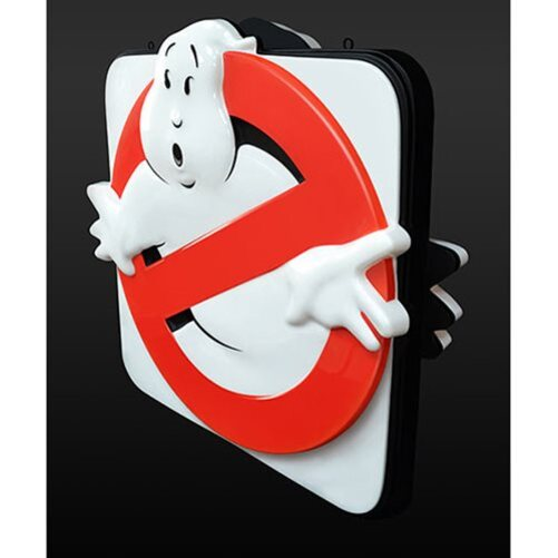 Ghostbusters Firehouse Light-Up Sign by Hollywood Collectibles Group