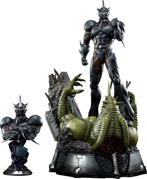 Best Geeky Collectables: Guyver III Ultimate Version Statue by Prime 1 Studio Ultimate Premium Masterline
