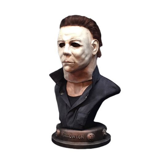 Halloween Michael Myers Life-Size Bust by Hollywood Collectibles Group