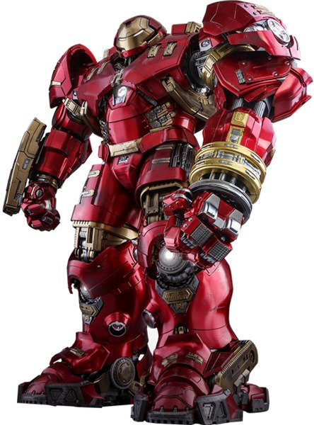 Sixth Scale Hulkbuster Figure by Hot Toys - Avengers: Age of Ultron - Movie Masterpiece Series