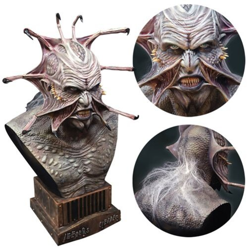 Jeepers Creepers The Creeper Life-Size Bust by Hollywood Collectibles Group