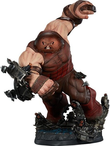 Polyresin Juggernaut Maquette by Sideshow Collectibles - Marvel  X-Men