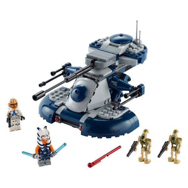 LEGO 75283 Star Wars Armored Assault Tank (AAT)  With  Ahsoka Tano Minifigure