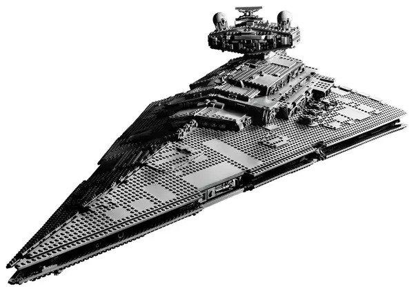 LEGO Imperial Star Destroyer 75252