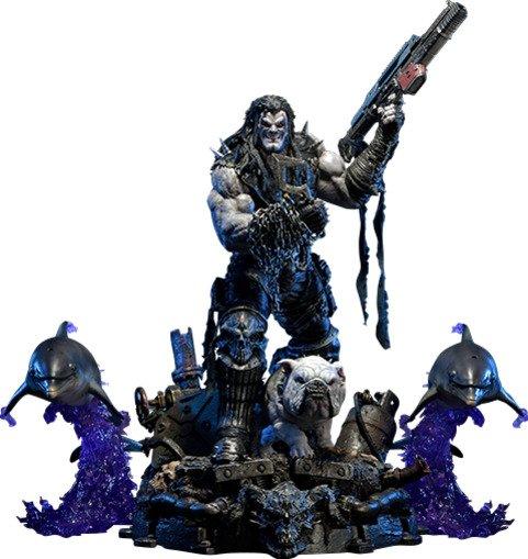 Lobo Injustice: Gods Among Us - Prime 1 Studio Statue